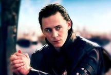 Loki (And the Avengers) / I'm with ya 'til the end of the line, Marvel.