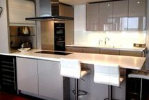 Kitchens Fitted by Funktional Kitchens / Funktional Kitchen have two showrooms in North London - Crouch End N8 & Islington N1.