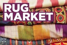 RUGS & LOOKS / Check out all the rugs we have and come get yours!