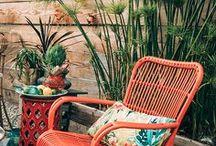 HACIENDA / L'Amérique du Sud révèle toutes ses richesses d'intérieur au cœur des haciendas. Place à un univers coloré et optimiste!
