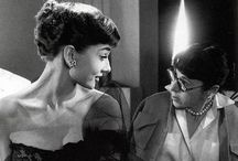 """EDITH HEAD / """"Fashion is a language. Some know it, some learn it, some never will - like an instinct."""""""