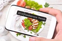 Food Industry Trends / Every year, the food ingredient industry forecasts the trends in food ingredients, foodservice and flavors for the coming year.