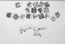 My work, isabelle rousseau garcia / gravure, peinture, dessin, graphisme, inspiration, recyclage enfant...