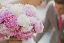 Bridal Bouquets - Summer / @FlourishMcr