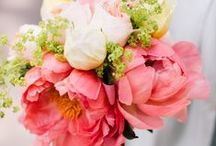 Bridesmaid Bouquets - Summer / @FlourishMcr