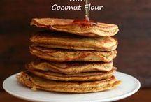 Coconut Flour Eats & Treats