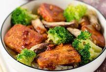 Vegan & Vegetarian Delights