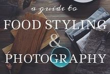 Food Photography, Styling, Tips & Props