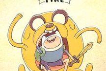 Adventure Time-| (• ◡•)| (❍ᴥ❍ʋ)