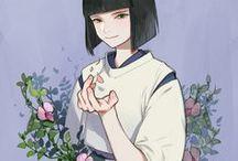Studio Ghibli-(=`ω´=)