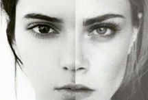 CaKe ♡ / Cara Delevingne and Kendall Jenner