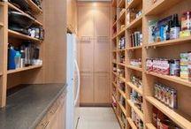 Basement Storage Ideas / Basement storage design and ideas by Bestway Basements.