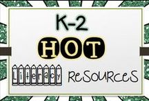 K-2 Hot Literacy Resources / Welcome to K-2 Hot Literacy Resources. Here you can pin fun and engaging products in K-2. You can pin products, photos and blog articles.