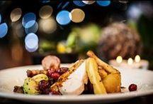Brace Restaurant / Mouthwatering dishes served in Brace restaurant at Raithwaite Estate