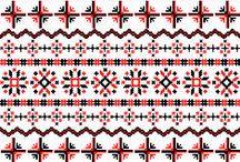 Motive decorative și elemente tradiționale din Europa