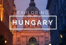 Visit Hungary / Hungary Travel Inspiration. Budapest. Szeged. Sziget Festival. Buda Castle. Thermal Bath. Chain Bridge. Fisherman's Bastion. Danube. Interrail. Student Travel. Europe.