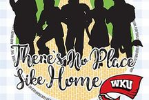 WKU HOCO 10/14/17 / All things topper for coming home.