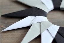 Paper Art / Paper shapes, cutouts, origami, etc.