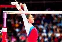 aliya mustafina aka goddess of gymnastics <3