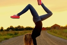 stretch / yoga inspiration