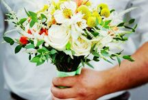 Му bouquets / Bridal bouquets, flowers, wedding inspiration. Made w/t love. From Saint-P.