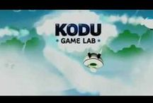 Game Creation with Kodu / Kodu lets kids create games on the PC and XBox via a simple visual programming language. Kodu can be used to teach creativity, problem solving, storytelling, as well as programming. Anyone can use Kodu to make a game, young children as well as adults with no design or programming skills.