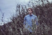 //andrew mcmahon// / by Emerson *