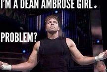 Dean Ambrose / Jon Moxley