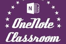 OneNote in the Classroom / A board of blog posts, sites and tips for using OneNote in your Classroom.