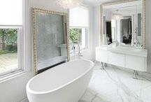 Natural Stone bathrooms / The best Natural Stone bathrooms selection. Get inspired!