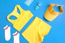 #sunniesadventures / Sunnies summer beach outfits