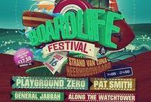 BOARDLIFE festival 2016 / www.boardlife.nl  (Board-)Sport clinics, Live bands & dj's, Demo's, Market.