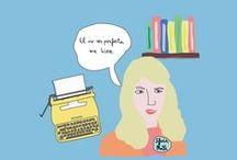 Femenino / Libros, literatura para todos cuyo nexo de unión es la mujer. Las mujeres padecerán en silencio hasta que se creen historias que les otorguen el poder de nombrarse a sí mismas. Sandra GILBERT y Susan GUBAR