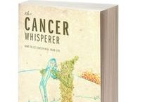 The Cancer Whisperer / Both memoir and self-help book, this is the remarkable chronicle of a passage from 'terminal' diagnosis to exuberant wellness in just a few months. The Cancer Whisperer reverses our traditional adversarial relationships with cancer by teaching us how to listen to it, how to be healed by it as well as seek to cure it and how to be emotionally free of illness even when physically curtailed.