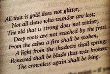 Lord of the Rings & Hobbit / Elen sila lumen omentiel'vo.