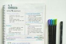 · studyspo · / I WILL study today!