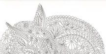 · coloring pages · / I totally love coloring!
