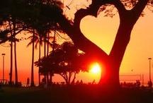 Sunrise & Sunset all Over the WORLD / Por e nascer do sol em todo Mundo