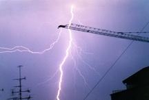 Lightnings & Storms - Relampagos e tempestades / É um espetaculo natural da Mãe natureza -  the real show of mother nature