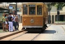 Cidade do Porto em video