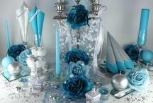 Noël polaire / Pour une décoration de table inspirée du grand Nord !