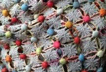 Sophie Digard / Information on Sophie Digard on Pinterest: http://pinterest.com/search/boards/?q=Sophie+Digard and on Sophie Digard's work: http://www.crochetconcupiscence.com/2012/07/sophie-digard-crochet-scarves/