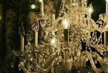 Chandeliers / Because a room without a fabulous lighting fixture is incomplete.