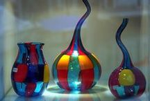 colorful glass / by Tish Settles