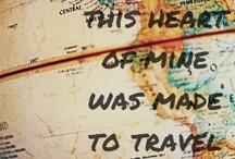 Around the world (travel) / by Ms.Megan J