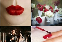 Rouge / Bold.  Passionate.  Classic.