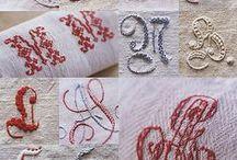 Embroidery - Sticken - Broderie