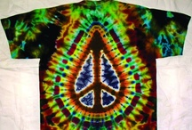 Hippie Zone Tie Dyes / These are the highest quality tie dye shirts you'll find anywhere! Each shirt is personally made for you meeting the design you chose and created. http://www.mnotez.com/hippie-zone/tie-dye-shirts.html