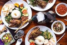 Bali Food and Drink / Bali food, etiquette and famous dishes, drinks and herbs.