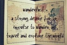Travel Quotes & Inspiration / All things travel - quotes, ideas and kubu love.
